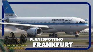 Planespotting Frankfurt Airport | April 2016 | Teil 1