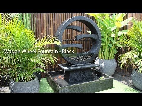 Water Features Melbourne | Outdoor Garden Fountains & Ponds