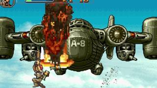 "[TAS] GBA Metal Slug Advance ""100%"" by mtvf1 in 38:50.38"