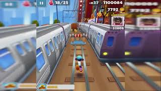 Game Android #1124 Subway Surfers Chicago Android Gameplay