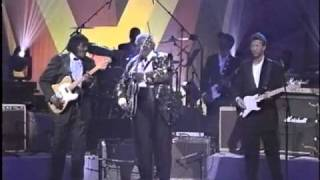 B.B. King, Jeff Beck, Eric Clapton, Albert Collins \u0026 Buddy Guy in Apollo Theater 1993 Part 2