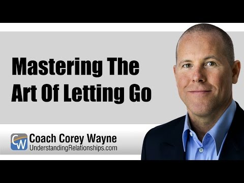 Mastering The Art Of Letting Go