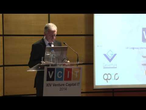 Intervenção de António Tavares no XIV Venture Capital IT