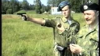 Правила прицеливания с пистолета ПМ