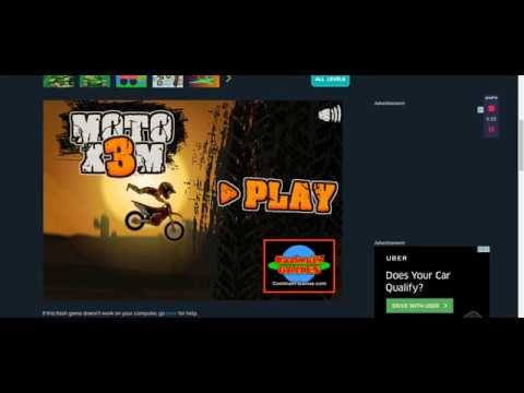 Cool Math Games - Moto X3M - Level 2