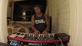 Tori Kelly ft. Ed Sheeran-I Was Made For Loving You (Piano Instrumental) cover by Kolomona Ku