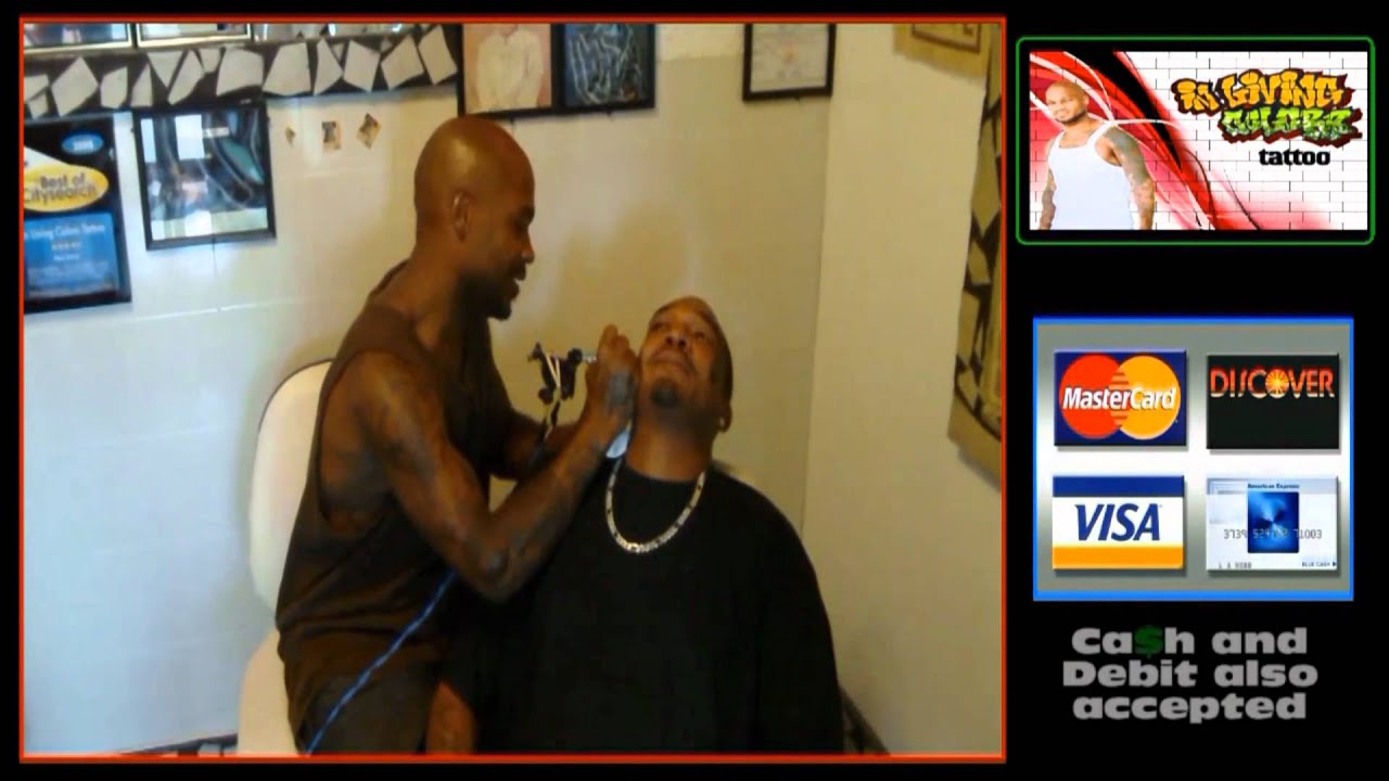 The Best Tattoo Shop in Atlanta - YouTube