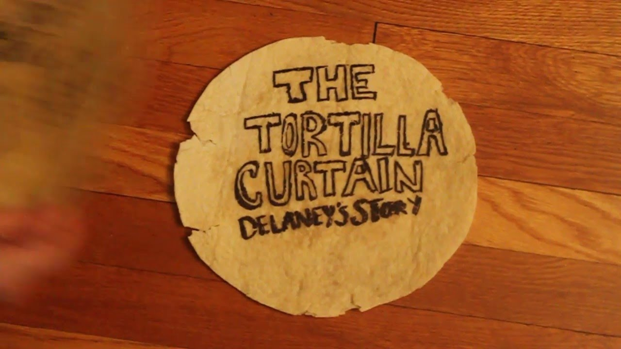 tortilla curtain On seeing cándido, delaney stops and calls the police, saying the mexican was deliberately throwing himself in front of cars to get money from the insurance.