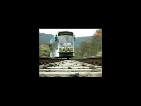 Tram-Train of Nordhausen: Die Hybrid-Straßenbahn von Nordhausen im MDR-TV