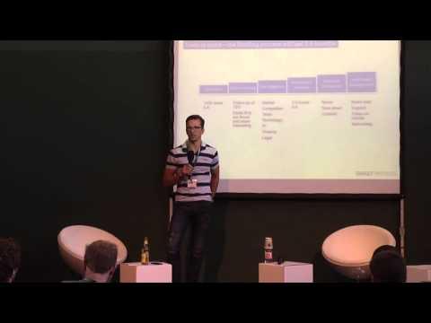 Olaf Jacobi: Ideen finanzieren: Unternehmensgründungen mit Venture Capital #bmw14