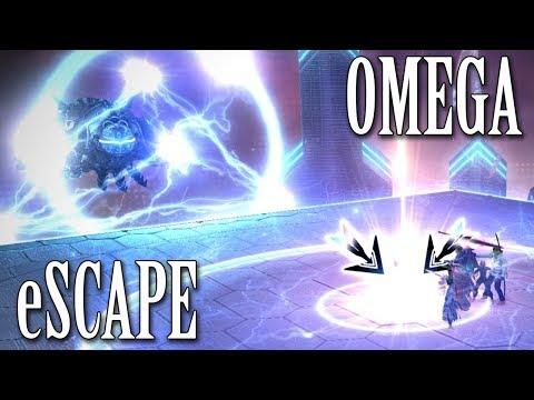 FFXIV OST Omega Theme ( eScape )
