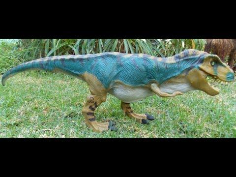 Tyrannosaurus Rex Bull Jurassic park review