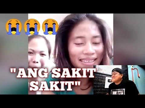 PINAPALAYA NA KITA (DALAWANG BABAENG NASAKTAN) - REACTION VIDEO-