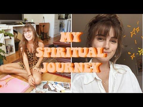 MY JOURNEY WITH SPIRITUALITY + MY BELIEFS