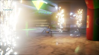 Quad Copter Checkpoints test - Unreal Engine 4