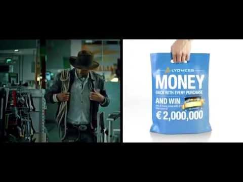 Shopping Treasure - Lyoness TV Commercial