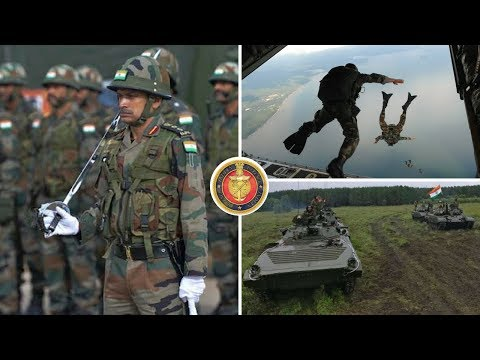 Indian Defence Updates : Para SF Commandos Free Fall Jump,Indian Army at 'Peace Mission' SCO 2018