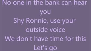 Shy Ronnie  lyrics /feat. Rihanna)