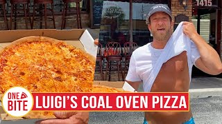 Barstool Pizza Review - Luigi's Coal Oven Pizza (Ft. Lauderdale)