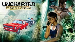 ISSA CAR CHASE - Uncharted Drake