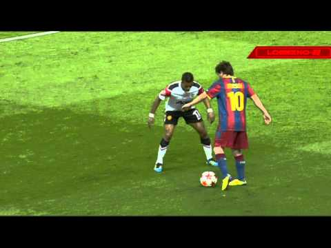 Messi skill vs Nani HD Videos De Viajes