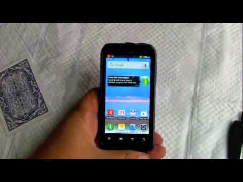 Straight Talk Motorola Defy XT CDMA Android Review