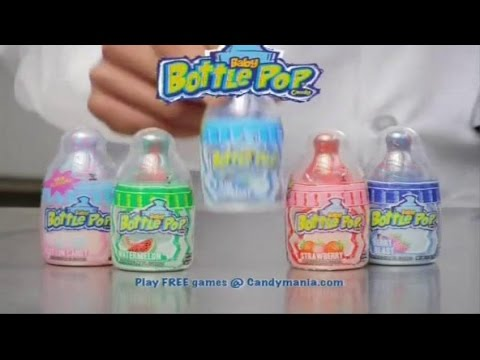TV Commercial - Baby Bottle Pop - Packed Full of Silliness - Play Free Games Online - See Packs