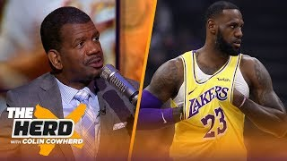 Rob Parker criticizes LeBron for frustrations with Lakers, Brandon Ingram