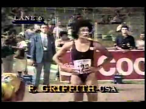 Tribute To Florence Griffith Joyner