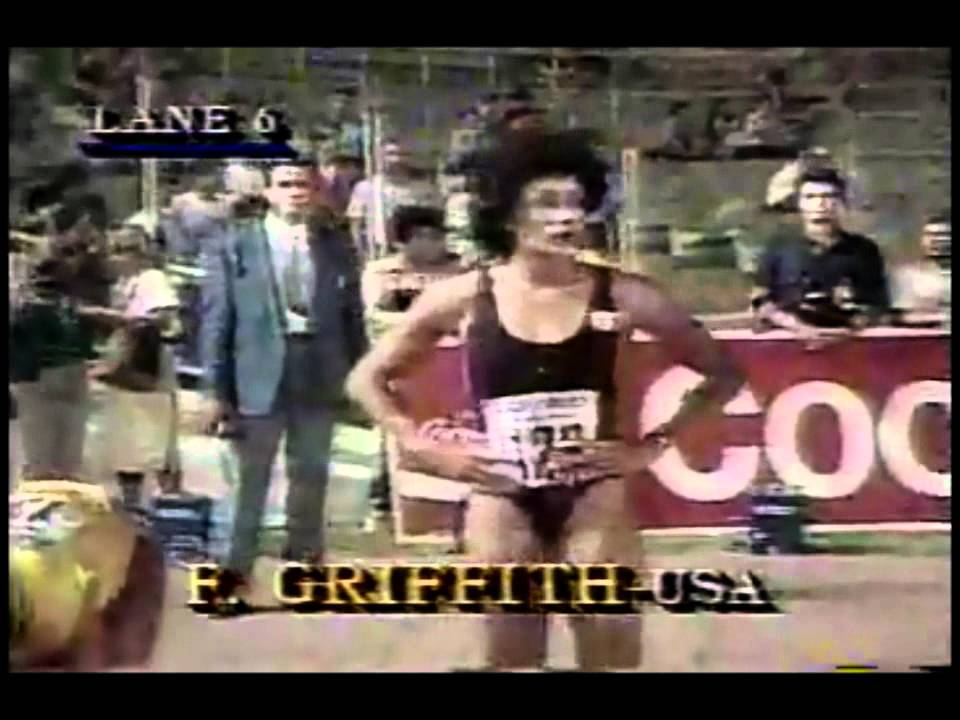 florence griffith joyner steroids