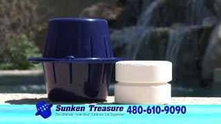 Sunken Treasure By Safe And Save Pool Chemist