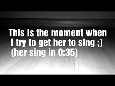 MY COUSIN SING RIHANNA LOVE ON THE BRAIN