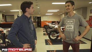 [AMA SUPERCROSS 2018] Visite du team KTM US avec Marvin Musquin