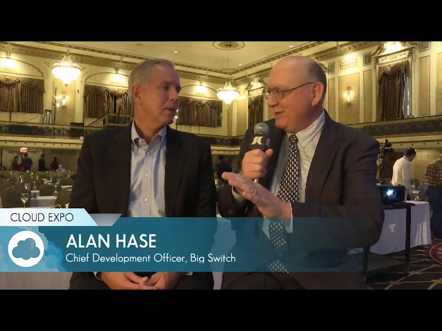 Alan Hase of BigSwitch