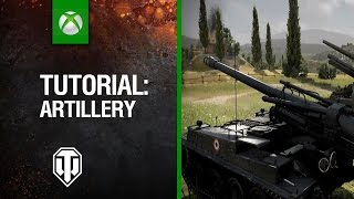 World of Tanks Console - Tutorial - Artillery
