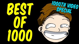 BEST OF 1000 VIDEOS! - Best Funny Moments (Video 1000)