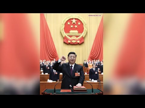 President Xi Jinping's Indefinite Rule Denounced by Chinese Intellectual
