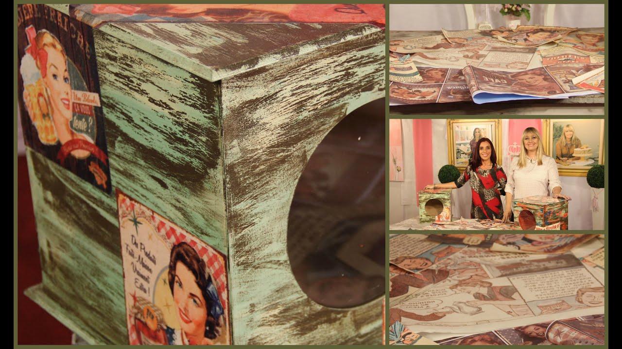 Cajas retro sublimacion laminas para sublimacion youtube - Laminas de madera ...
