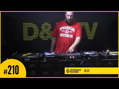 D&BTV Live #210 Spearhead Takeover - BCee