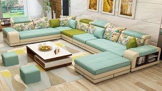 U shaped corner sofa set design ideas 2020