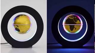 자기부상 공중부양 지구본 LED 조명 인테리어 지구본