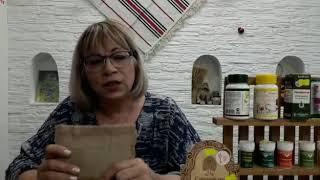 ЛЬНЯНАЯ МОЧАЛКА с ГОЛУБОЙ ГЛИНОЙ    Отличное средство для улучшения состояния кожи