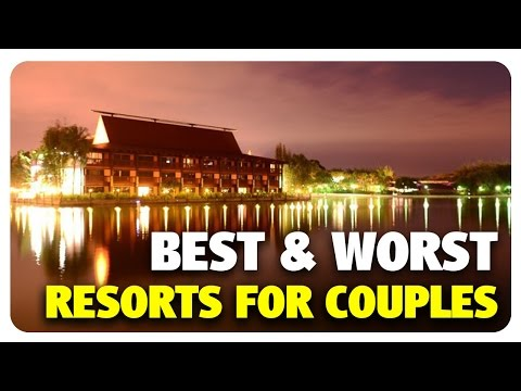 TOP 5 BEST & WORST Walt Disney World Resorts for Couples | Best & Worst | 05/24/17