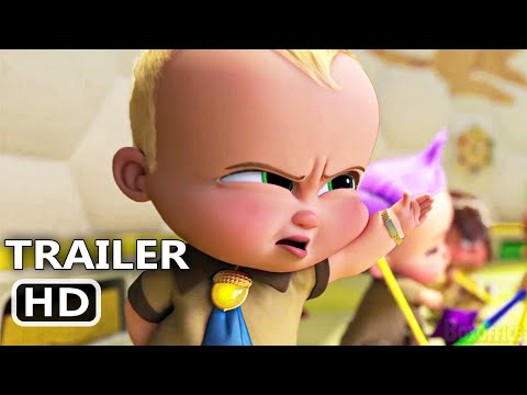 THE BOSS BABY 2 Trailer 3 (2021)