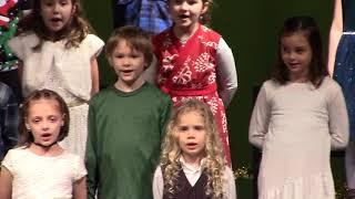 2018 K-4 Haines Schools Christmas Concert - 2nd Grade