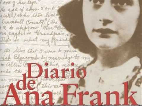 fragmento del libro el diario de ana frank - YouTube