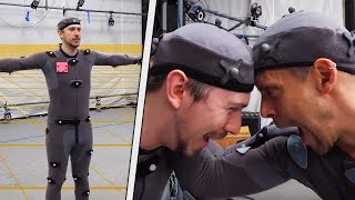 BECOMING AN APE with Andy Serkis