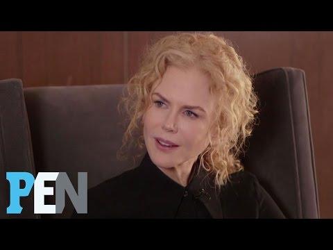 Nicole Kidman's Experience With Adoption Helped...