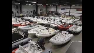 Defender Industries Inflatable Boat Showroom-RIBs