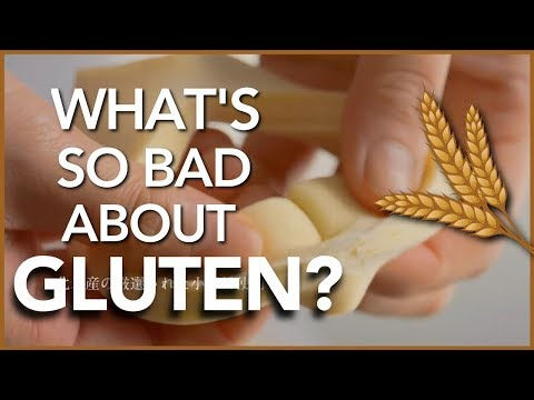 Video for Is Gluten that bad for your health? | The Science